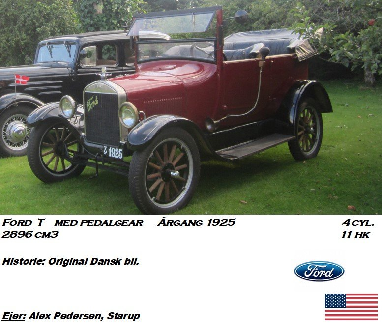 AA Ford T